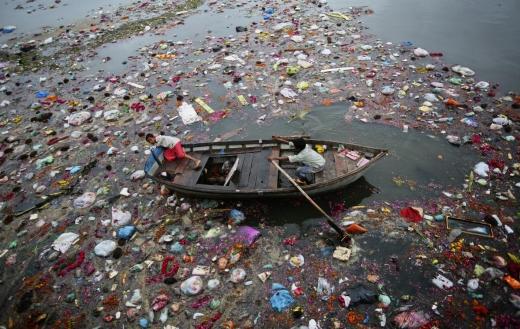 Плохая вода в Индии