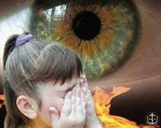 Снятие испуга у ребенка в домашних условиях 951