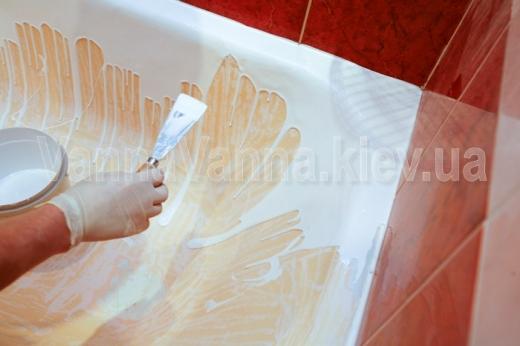 Как самому покрасить ванну? - Ответ ЗДЕСЬ!