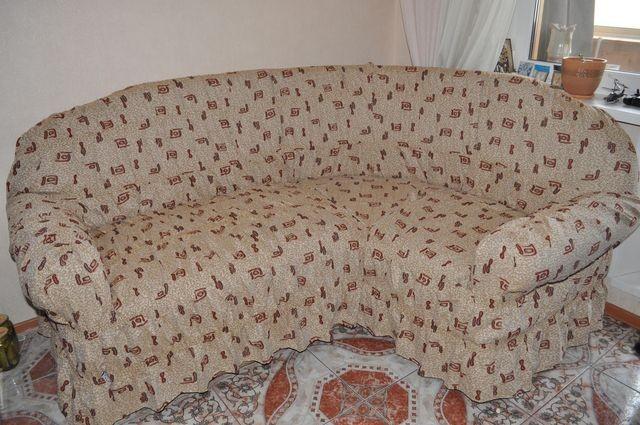 Как сшить покрывало на угловой диван своими руками фото