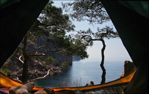 Как и где отдохнуть в крыму дикарем с палаткой?