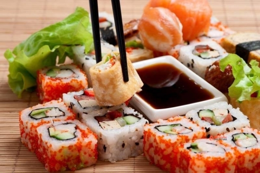 Как выбрать набор для суши