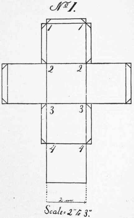Как сделать куб из картона своими руками