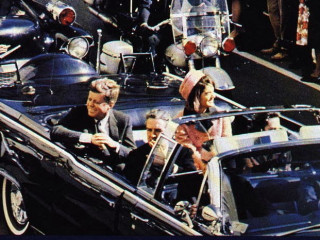 Кто убил президента США Джона Кеннеди?