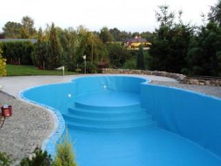 Как построить бассейн на даче?