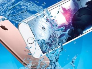 Что делать, если iPhone 6 упал в воду?