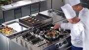 Какое есть оборудование для профессиональных кухонь?