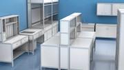 Какая мебель подойдет для лабораторий и медучреждений?