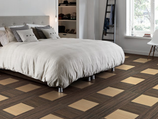 Подскажите пожалуйста, какое лучше покрытие на пол придумать для спальни и зала?