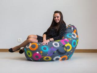 Чем удобна бескаркасная мебель?