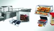 Где найти профессиональное оборудование для кафе со склада по доступной цене с доставкой?