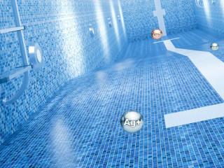 Для чего используют шок хлор в бассейне?