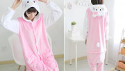 Какие материалы используют для пошива пижам кигуруми?
