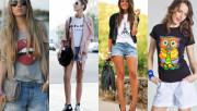 Как выбрать и с чем носить футболки?