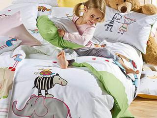Как выбрать постельное белье для детей?