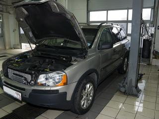 Автомобиль Вольво: как и где можно сделать ремонт в Москве?