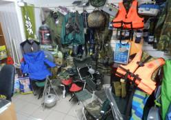 Какие товары из военторга пригодятся туристам и рыбакам?