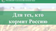 Помощь российских банков сельскому хозяйству