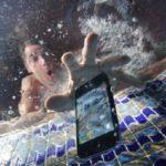 Что делать, если iPhone 6 упал в воду