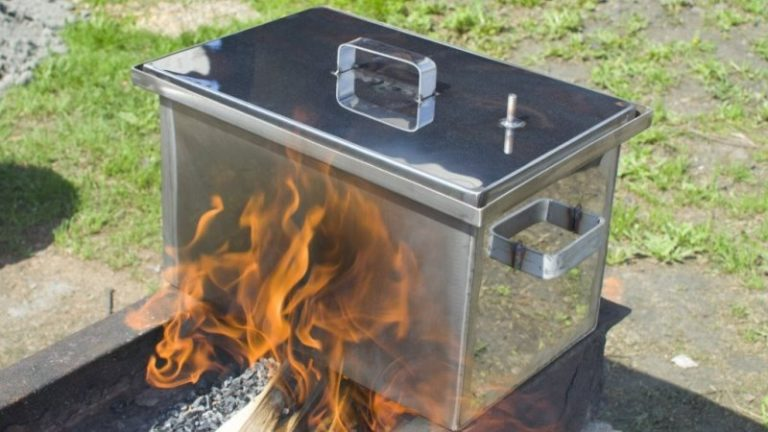 Какая коптильня горячего копчения лучше?